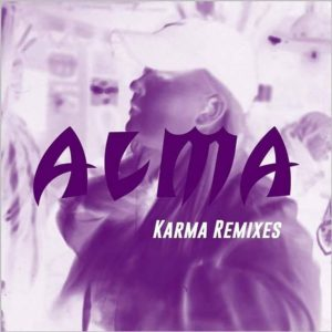 Mastered at Waudio: ALMA - Karma Remixes
