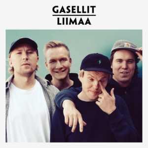 Mastered at Waudio: Gasellit - Liimaa