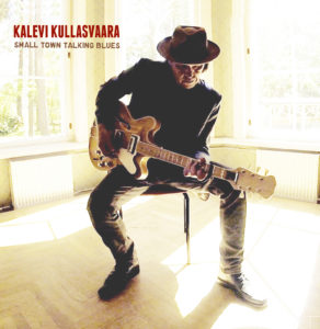 Masteroitu Waudiossa: Kalevi Kullasvaara - Small Town Talking Blues