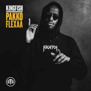 Mastered at Waudio: Kingfish - Pakko Flexaa