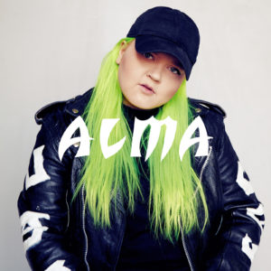 Mastered at Waudio: Alma - Dye My Hair
