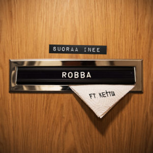 Mastered at Waudio: Robba - Suoraa Inee