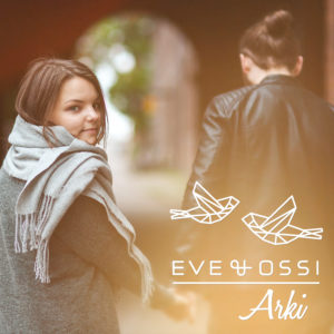 Mastered at Waudio: Eve & Ossi - Arki
