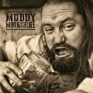 Mastered at Waudio: Muddy Moonshine - Muddy & Wild