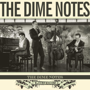 Masteroitu Waudiossa: The Dime Notes - The Dime Notes