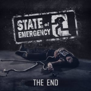 Mastered at Waudio: State of Emergency - The End