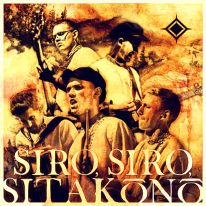 Mastered at Waudio: Zetod - Siro Siro Sitakõnõ