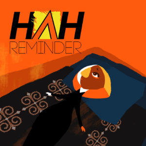 Mastered at Waudio: Hah - Reminder