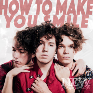 Mastered at Waudio: New Fashioned - How to Make You Smile