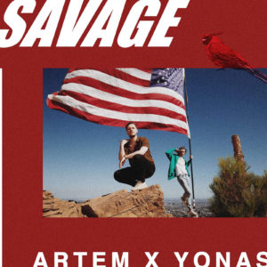 Mastered at Waudio: Artem x Yonas - Savage