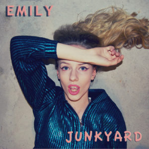 Mastered at Waudio: EMILY - JUNKYARD