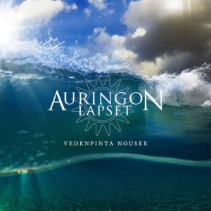 Mastered at Waudio: Auringon Lapset - Vedenpinta nousee