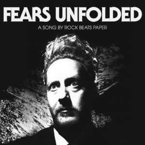 Mastered at Waudio: Rock Beats Paper - Fears Unfolded