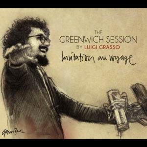 Masteroitu Waudiossa: Luigi Grasso - The Greenwich Session (only vinyl mastering)