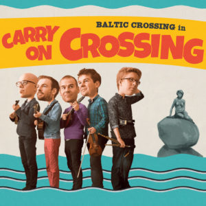 Masteroitu Waudiossa: Baltic Crossing - Carry On Crossing