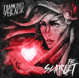 Masteroitu Waudiossa: Diamond Black - The Scarlet
