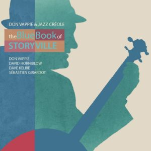 Masteroitu Waudiossa: Don Vappie & Jazz Créole - The Blue Book of Storyville
