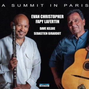 Masteroitu Waudiossa: Evan Christopher, Fapy Lafertin - A Summit in Paris