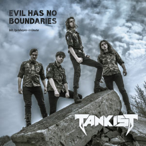Masteroitu Waudiossa: Tankist - Evil Has No Boundaries