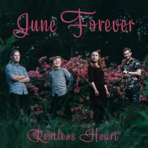 Mastered at Waudio: June Forever - Restless Heart