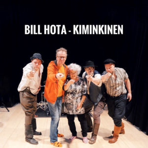 Mastered at Waudio: Bill Hota - Kiminkinen