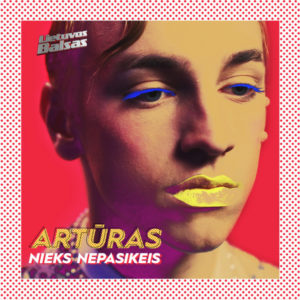 Mastered at Waudio: Arturas - Nieks nepasikeis