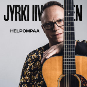 Mastered at Waudio: Jyrki Iivanainen - Helpompaa